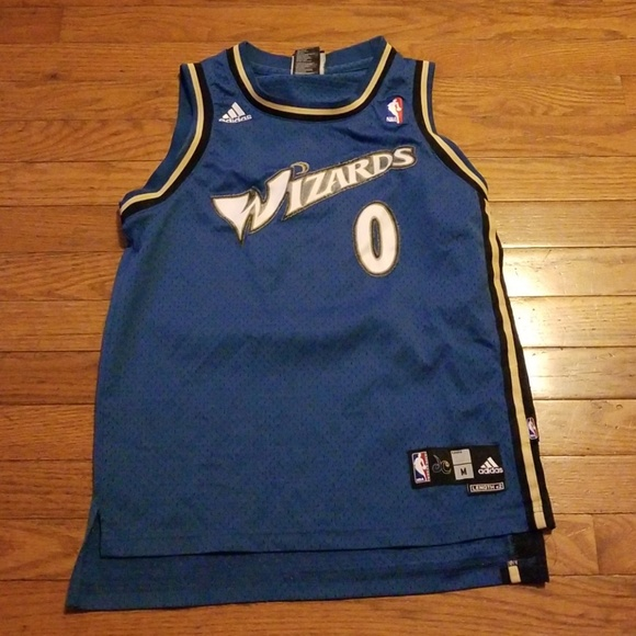4968c9998 adidas Other - Gilbert Arenas Washington Wizards Jersey Adidas